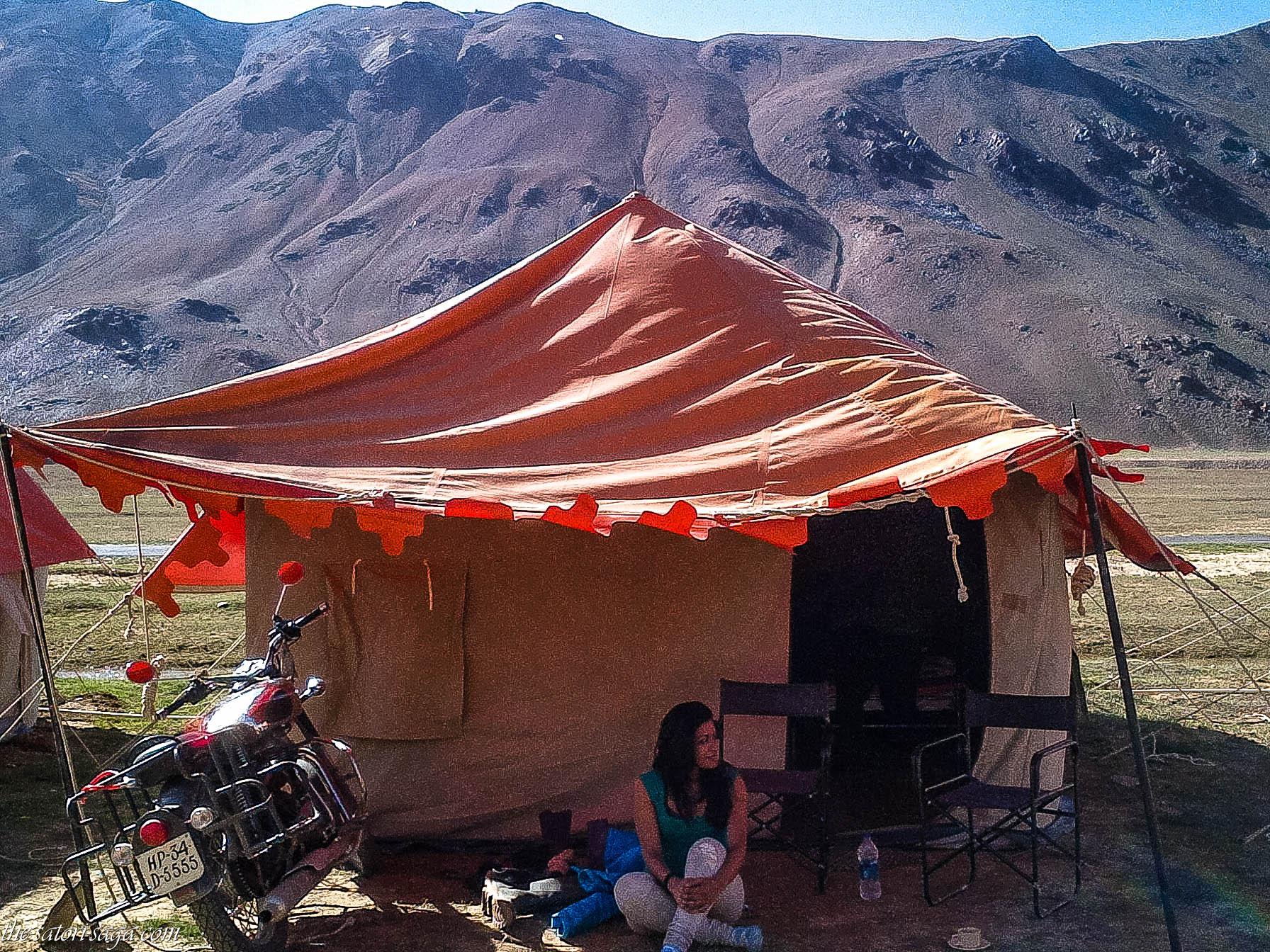 Gold Drops Camp