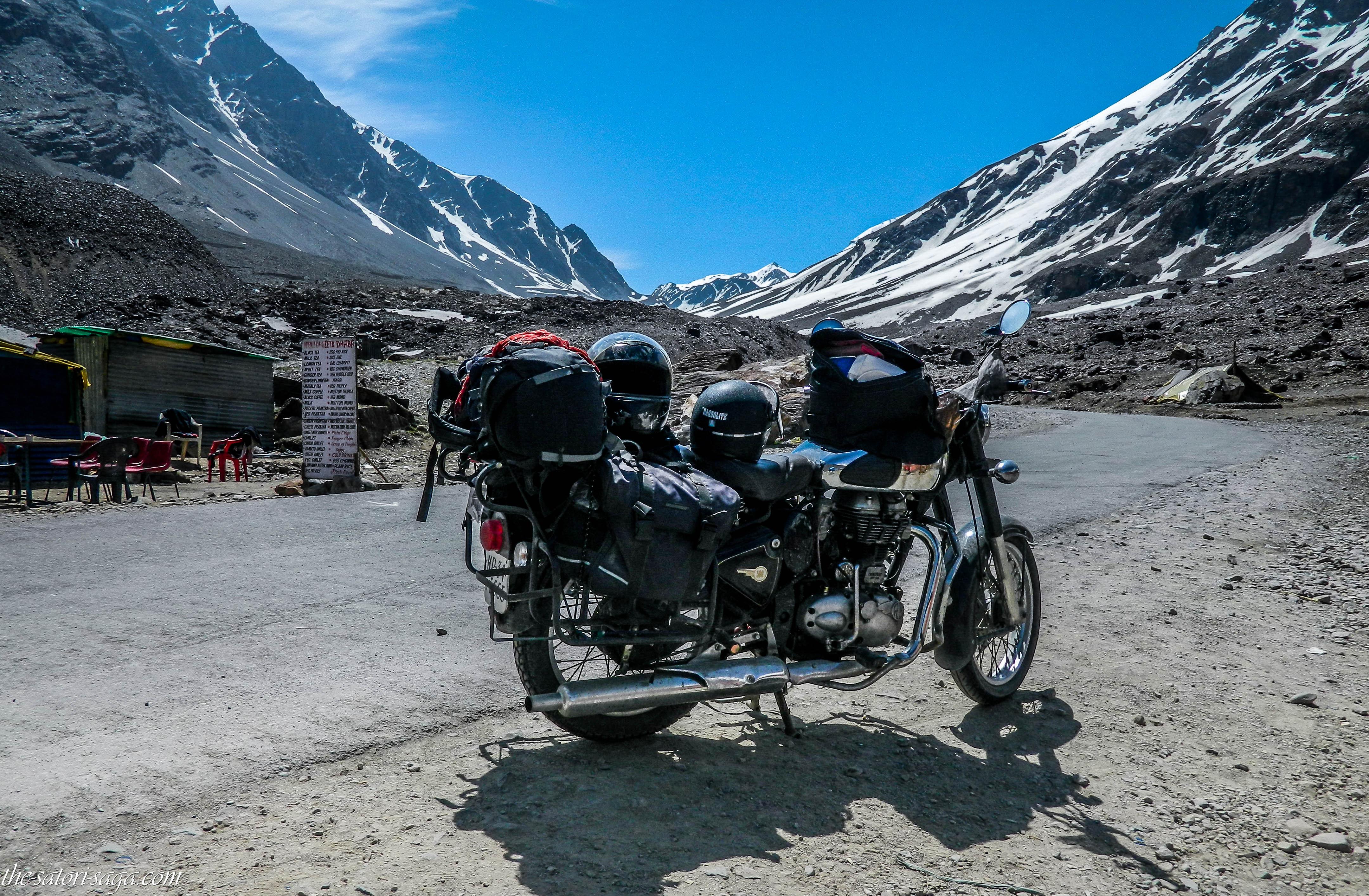 Royal Enfield_Ladakh