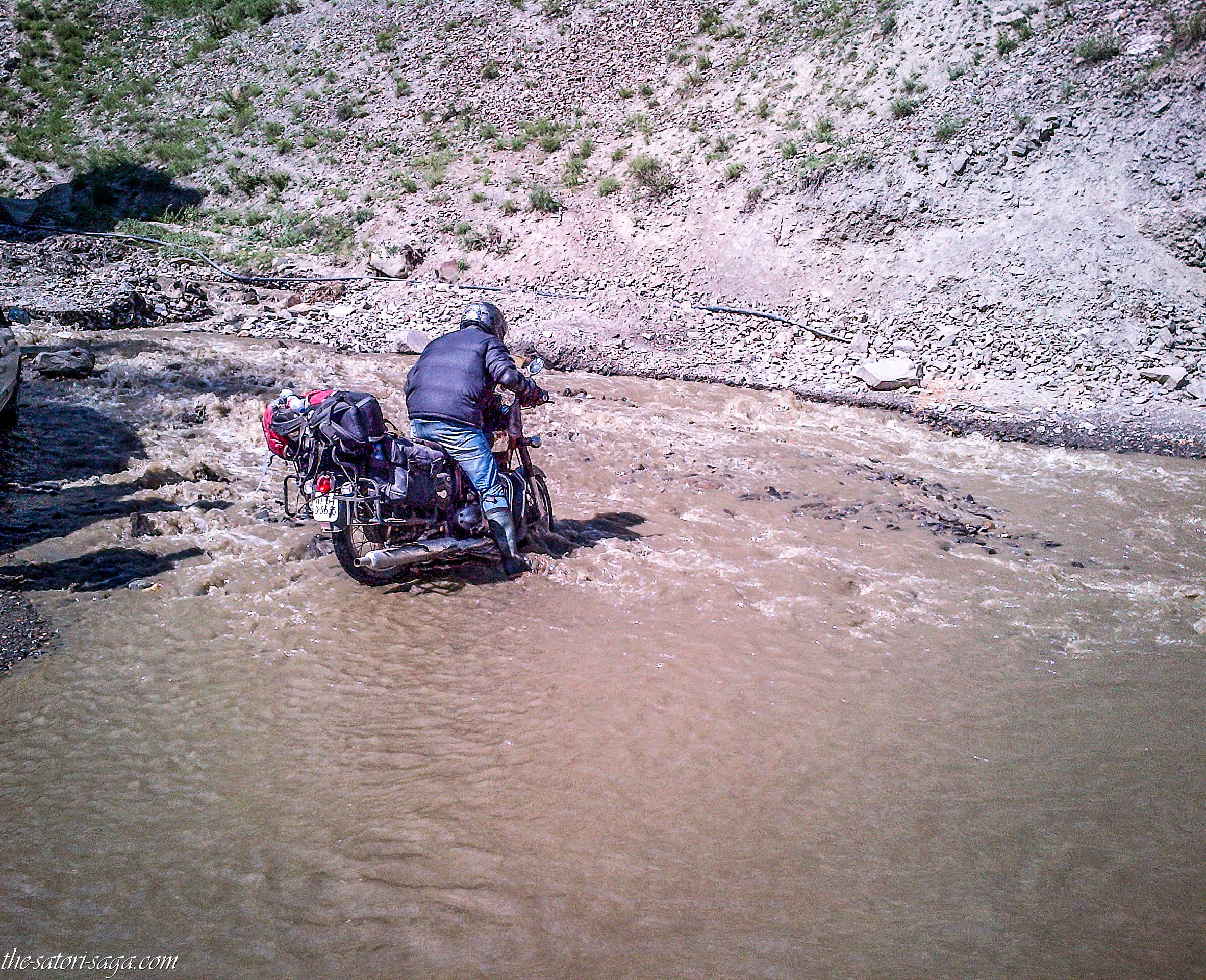 Ultimate river crossing