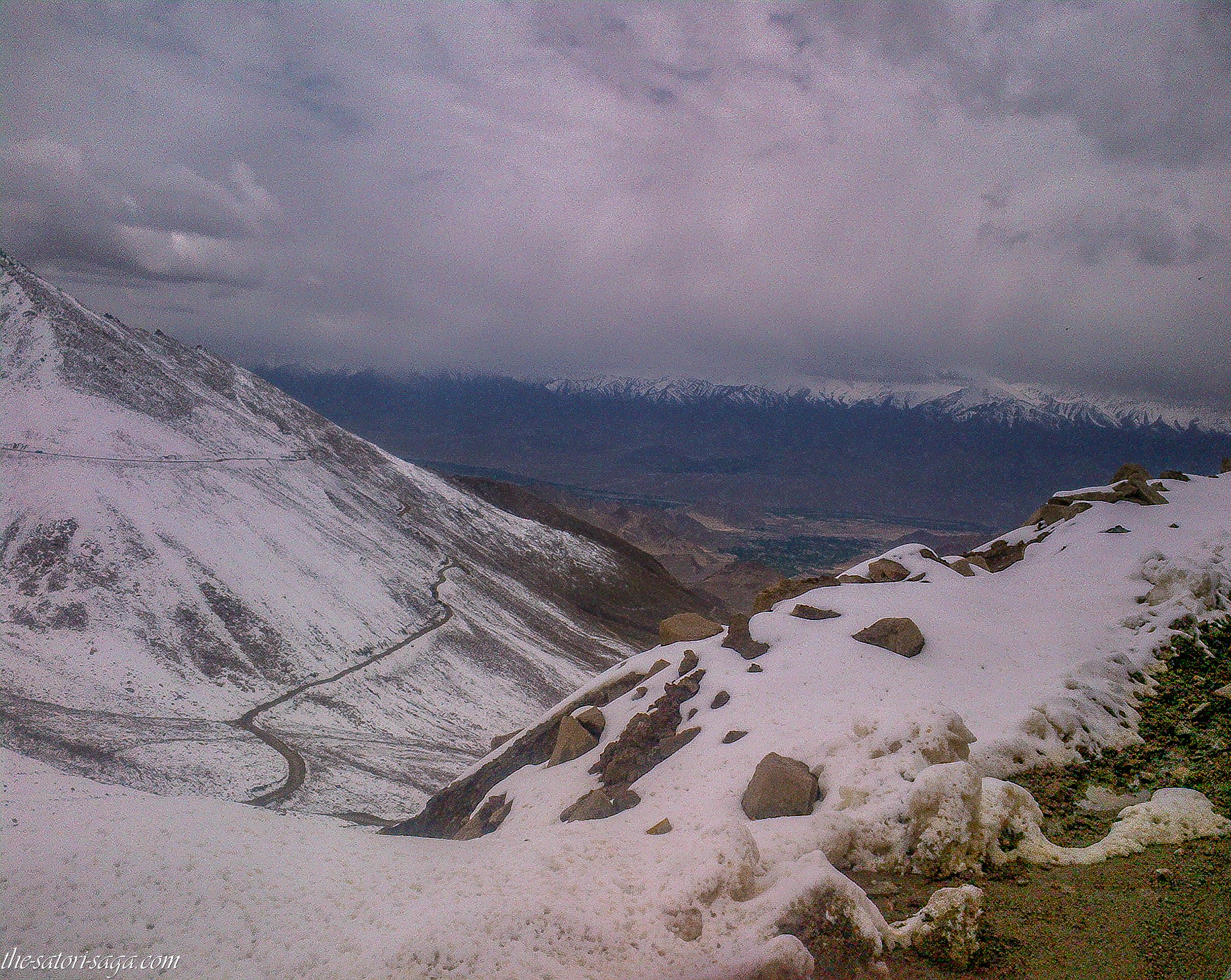 south pullu Khardungla